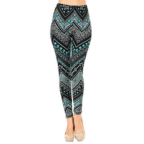Plus Size Printed Leggings Review